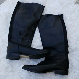 Banana republic - Black leather Boots